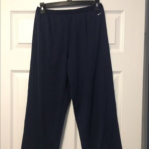 Navy Blue Nike Pants Size Small